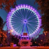 Московские бизнесмены установят в омском парке 55-метровое колесо обозрения
