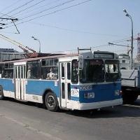 В омских троллейбусах станет теплее