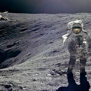 Высадка космонавтов на Луну обойдётся России в триллион рублей
