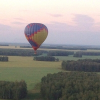 За несанкционированный полет на воздушном шаре омич заплатит штраф