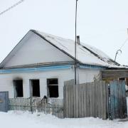 В Омской области пожар унес жизни двух взрослых и ребенка