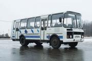 В Омской области автобус столкнулся с трактором