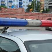 Омский полицейский сбил пешехода