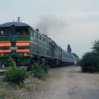 В Омской области поезд сбил 22-летнюю девушку
