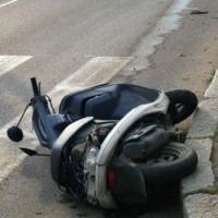 Авария на скутере привела к смерти несовершеннолетнего жителя Омска