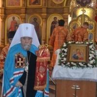 В Омске открыли храм святого Архангела Михаила