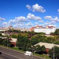 В Омске ожидается жаркая сухая  неделя