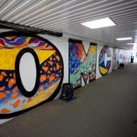 Граффитчиков Омска хотят штрафовать на тысячу рублей