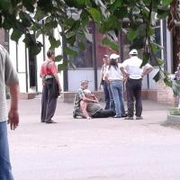 В Омске в пьяной драке пострадал мужчина