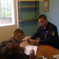 В Омске водитель, объявленный в розыск, сдался добровольно