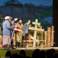 Православный театр поставил спектакль про неанонимного алкоголика