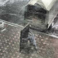 """Фото омского урагана вошло в пятёрку победителей """"Золотой рамки"""""""