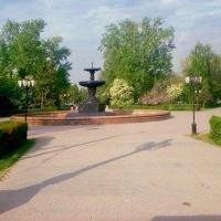 Омский сквер имени Дзержинского будут освещать уникальные фонари