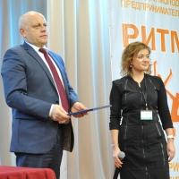 Назаров встретился с молодыми предпринимателями на форуме «Ритм»