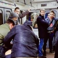 Начальник омской полиции подрался в московском метро