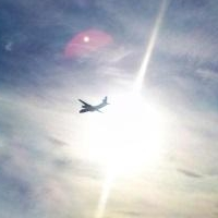 Омичей просят не бояться самолета-лаборатории над городом