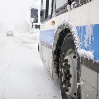 «Омскоблавтотранс» отменил три утренних рейса из-за морозов