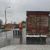 Проезд по закрытой в Омске улице осуществляется по паспорту