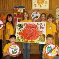 Ученики Кормиловской школы выиграли конкурс Омской области по знаниям мер пожарной безопасности