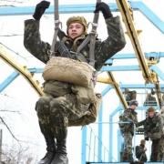 «Осторожно, русские парашютисты!»