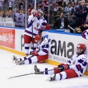 Омские хоккеисты возвращаются с чемпионата мира с пустыми руками