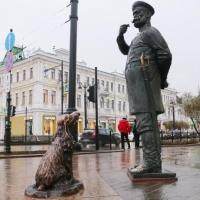 У омского Городового появилась собака