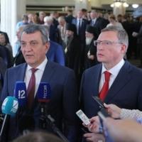 Бурков понимает, что доверие к нему народа – это большой аванс