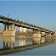 Строители подстраховались при ремонте Ленинградского моста