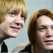 Десять лет в роли друга Гарри Поттера провёл английский парень Оливер Фелпс