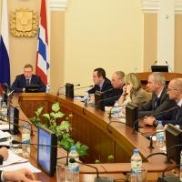 Бурков сделал своими заместителями Дернову, Куприянова и Заева