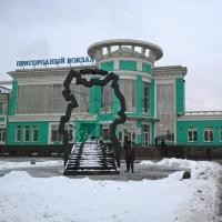 Более 70 тысяч человек покинули Омск по железной дороге на новогодние праздники