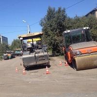 Восемь омских дорог отремонтировали раньше срока