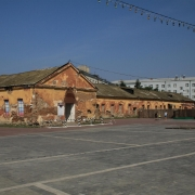 Среди архитекторов стартовал конкурс проектов Омской крепости