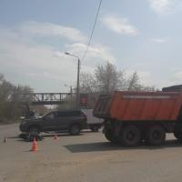 В Омске на мопеде погиб пенсионер