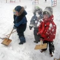 Омская мэрия опубликовала видеоурок по строительству горок и снежных городков
