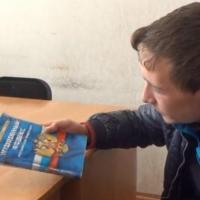Раскаявшийся омский угонщик стал героем полицейского видео
