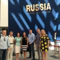 Омские предприниматели посетили Казахстан