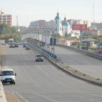 Съезд с омского метромоста построят на месте пустыря