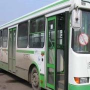 Автобусы меняют маршрут