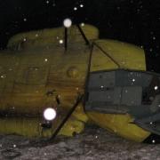 Вертолёт Ми-8 попал в аварию в Омской области из-за ошибки экипажа