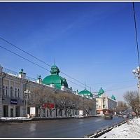 Парковки из проекта Любинского проспекта в Омске решили убрать