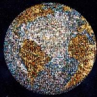 На 1 января 2016 года население Земли составило почти 7,3 миллиарда человек