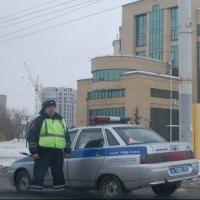 В Омске инспекторы ДПС сняли с маршрута нетрезвого водителя