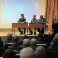 Члены Федерации бодидибилдинга Омской области побывали в колонии