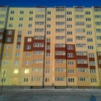 В Омске восстановили многоэтажку, пострадавшую от взрыва газа