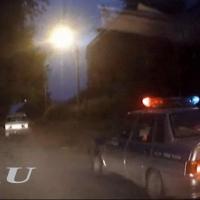 В Омске полицейские устроили погоню за пьяным водителем чужой «шестерки»