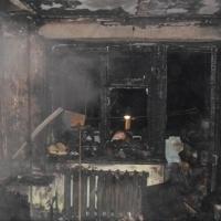 В Омске из пожара спасли 25 человек
