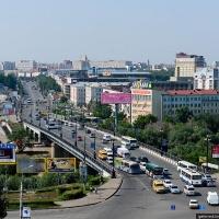 В Омске переходы оборудуют 3,5 километрами ограждений
