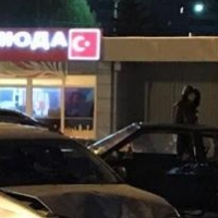 В ДТП у СКК Блинова у легковушки расплющило заднюю часть