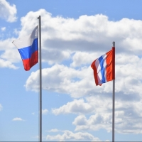 С Днем народного единства Омскую область поздравили Владимир Путин и Дмитрий Медведев
